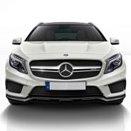 Mercedes Grill GLA 45 X156 AMG Bumper Front Grille
