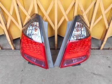 Honda jazz fit type S lampu brake LED smoke gd3