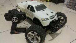 Edam 1/8 Brushless Monster Truck EP 4WD