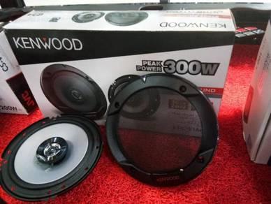 KENWOOD KFC-S1666 1/2'' 2 Way Speaker