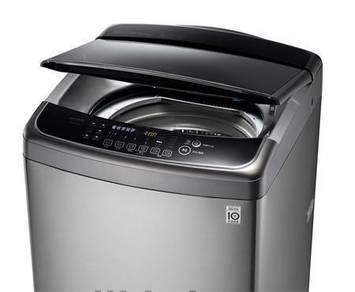 0% GST * New LG Washing Machine 17kg