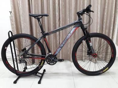 Visp 27.5er 27 speed mountain bike mtb 650b alloy