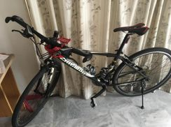 Hybrid bicycle for sell