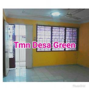 Taman Desa Green Apartment Sale