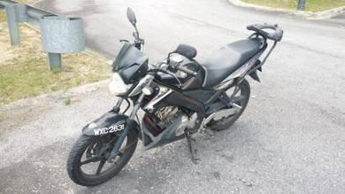 Yamaha FZ 150i (One Owner)