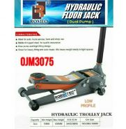 ROMEO 3.5 Ton Dual Pump Low Profile Floor Jack