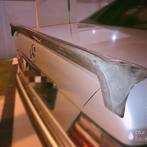 NOS W126 Zender spoiler