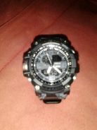 Casio g-shock gg-1000 black army