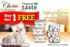Cherie In gravy canned cat food 80g