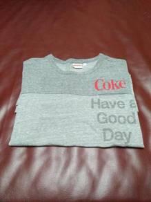T shirt coke