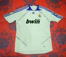 Real Madrid jersey by Adidas