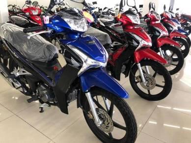 Honda wave125i (full loan available)promo end year