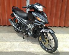 Yamaha LC135 ES ( V3 ) LC 135 - 2014 - On The Road