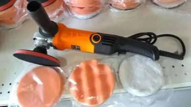 Mesin polish wax kereta 6sped machine car polisher