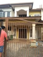 House for rent Taman Rowther