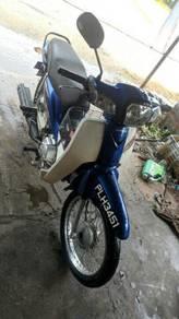 Honda ex5 dream 110