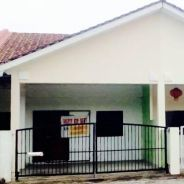 1 - Storey Terrace House for rent