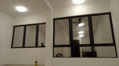 Power Cool mirror tinted rumah frosted