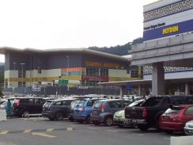 Bandar Meru Raya opposite Mydin Ipoh