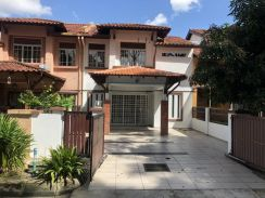 Alam Damai,Cheras Double Storey House For Rent