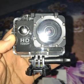 Kamera untuk dilepaskan