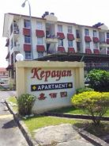 Kepayan Apartment 1st Floor for Sale