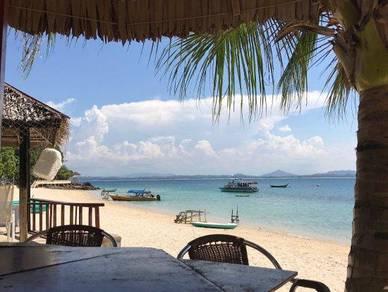 AMI Travel | 3D2N Honeymoon Kapas Coral Resort