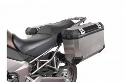 SW Motech TRAX ION Side Case Versys Clear Stock
