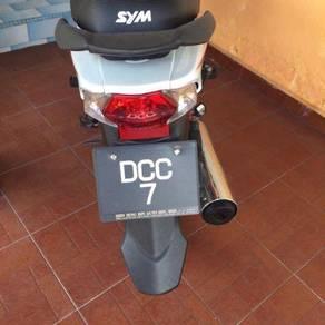 DCC7 Sym E-Bonus 110 H