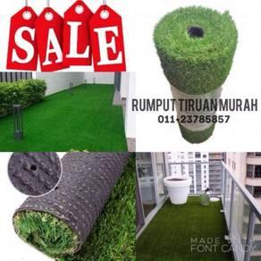 Harga promosi rumput tiruan / artificial grass N9