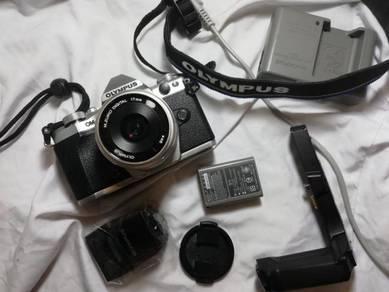 Olympus EM5MarkII + 17mm f1.8