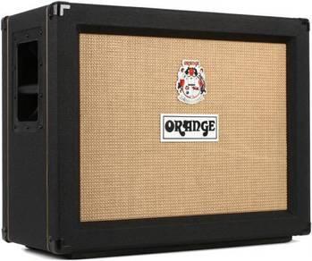 Orange PPC212-OB Open-back Speaker Cabinet-BK