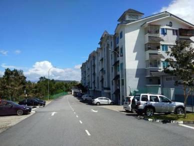 Apartment Taman Puncak Rasah, Seremban 2 , Rasah , Brand New