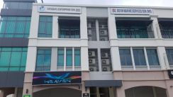Marina bay phase 2 shoplot / fully furnished office for rent