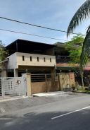 2 sty landed link house at Menjalara 62B, near Desa Park City, Kepong