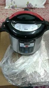 Mugen pressure cooker
