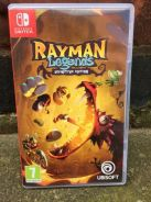 Rayman Legends Definitive Edition - Nintendo Swith
