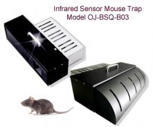 Intelligent mouse ,rat trap with infrared sensor