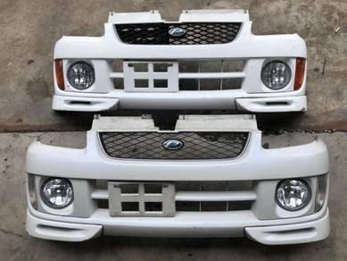 Pleo RS Bumper for Kelisa Kancil Kenari Viva