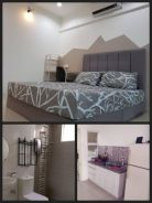 Cheapest Master Room | 2 pax | BK9, Puchong | Attached Bathroom | LRT
