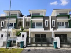 The Clover Homes Eco Majestic Setia Ecohill for SALE