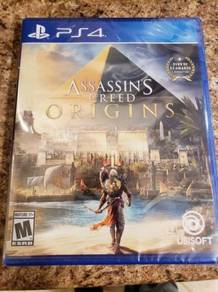 PS4 Game NEW SEALED Assassin's Creed Origins