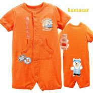 Baby jumper - short sleeves nb to 24 month bc-5289