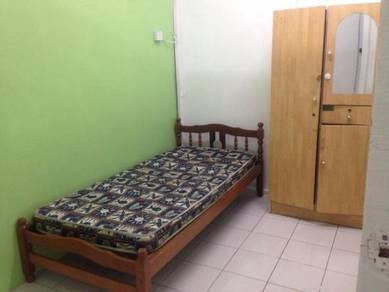 [5min to LRT & KTM Single Room] Apmt Cemara, Bdr Sri Permaisuri, KL