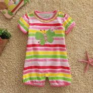 Baby jumper - short sleeves nb to 24 month bc-3601