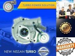 Nissan Frontier Turbo YD25 New Turbocharger