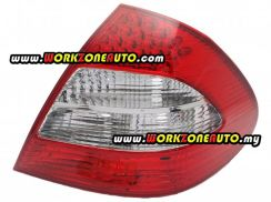 Mercedes Benz W211 2007 New Tail Lamp