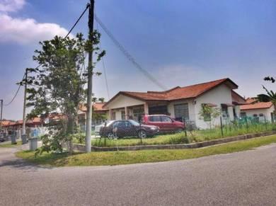 Full Loan Corner Lot Single Storey Vista Jaya Lukut Port Dickson