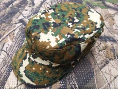 Patrol cap universal camouflage