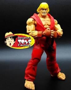 Street Fighter ken Toy Model